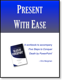 Workbook of Present With Ease: Presentation Skills Training